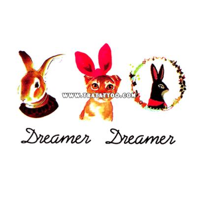 "Тату-стикер ""Dreamer"""