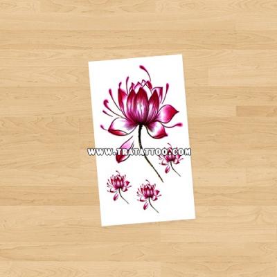 """Тату-стикер """"Lotus"""""""