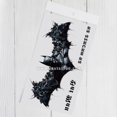 """Тату-стикер """"Batman"""""""