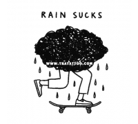 Rain sucks