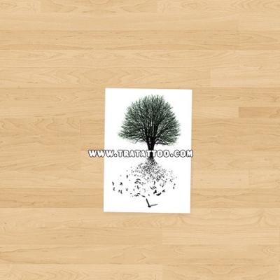 """Тату-стикер """"Дерево"""""""